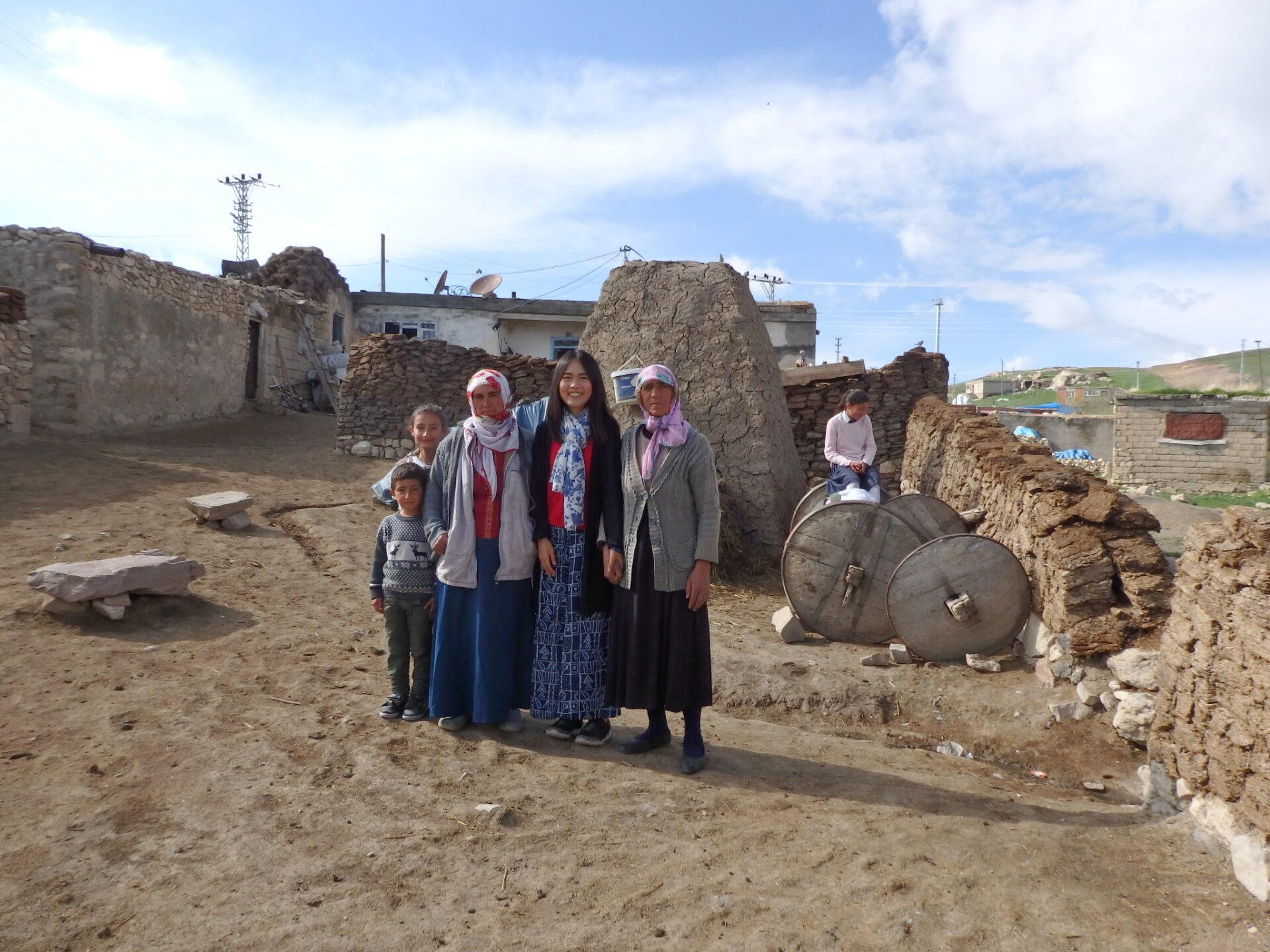 クルド人村