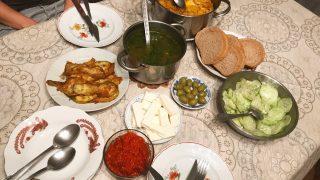 セルビア料理