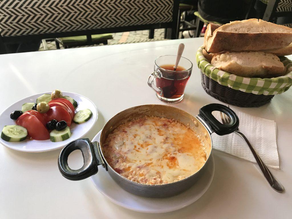トルコ朝食