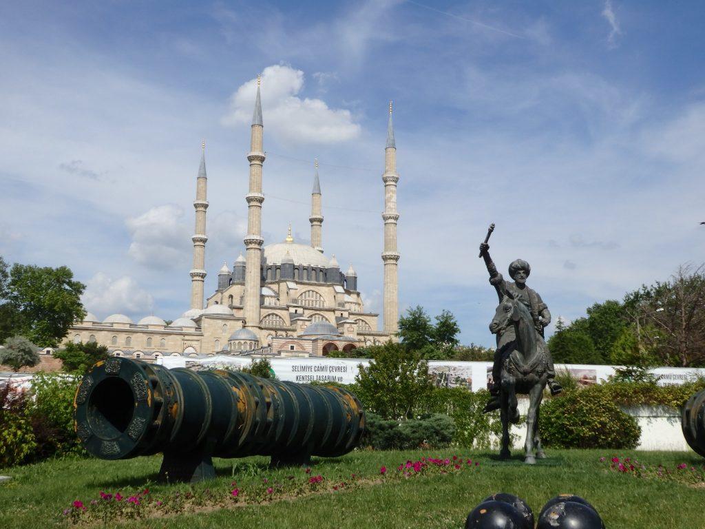 エディルネのセリミエ・モスク