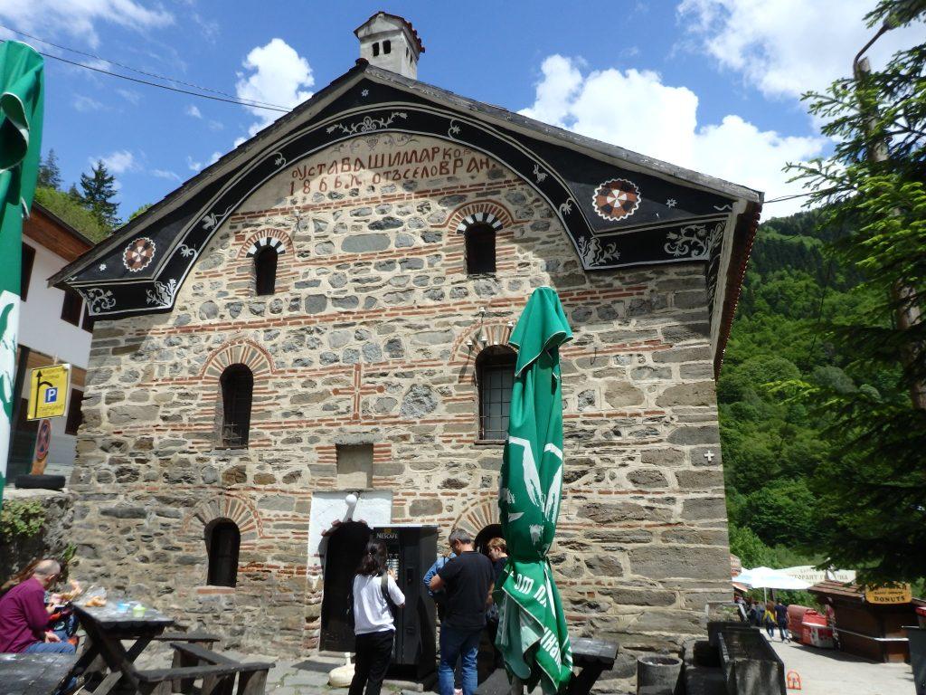 リラの僧院
