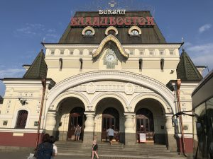ウラジオストク中央駅
