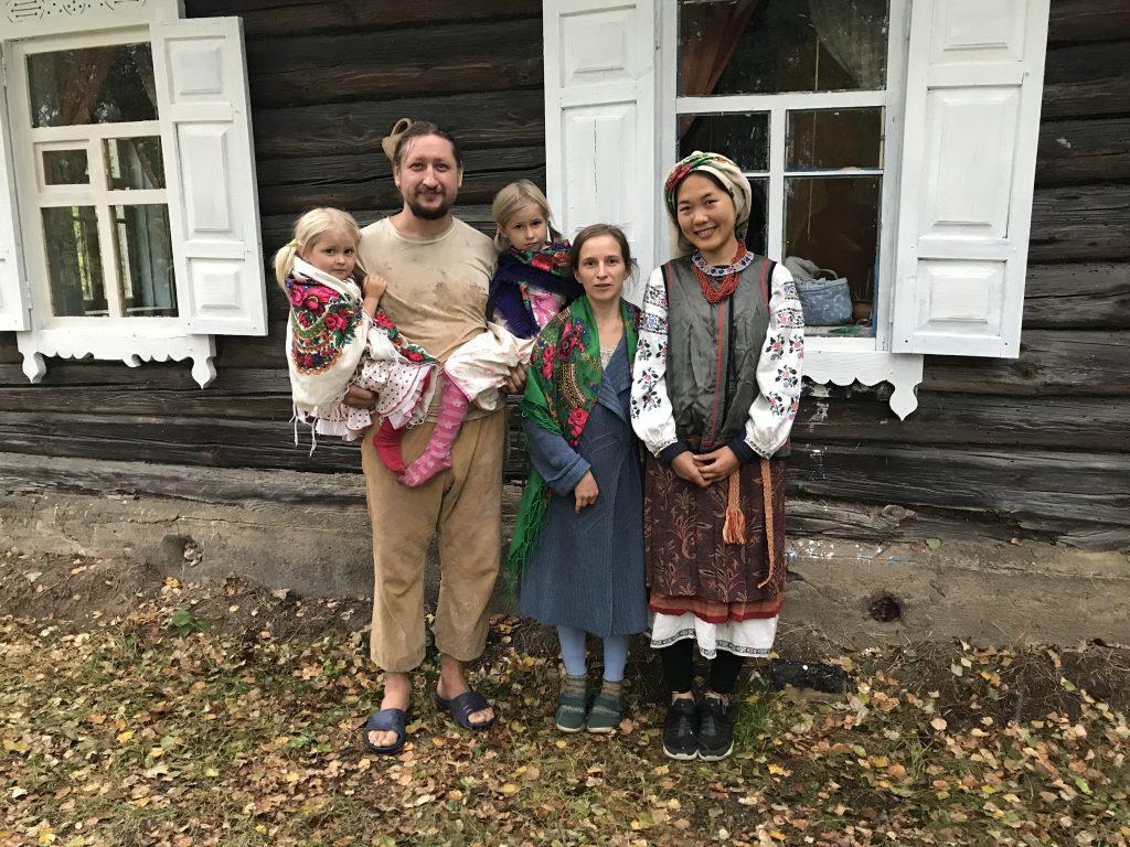 ベラルーシでWorkaway