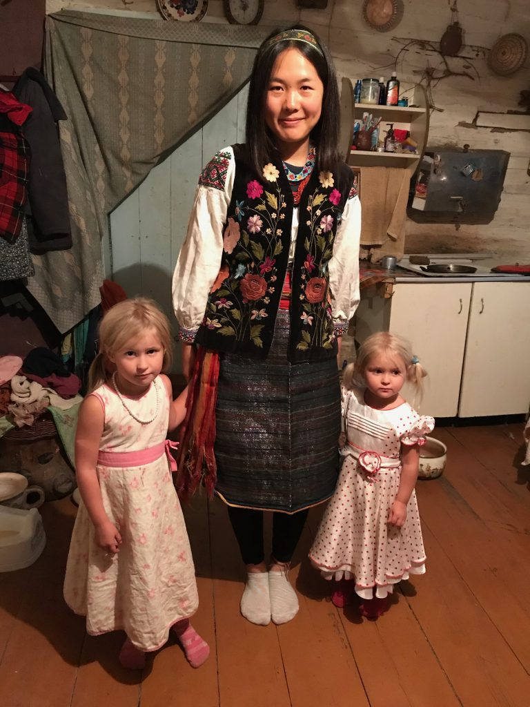 ウクライナの民族衣装