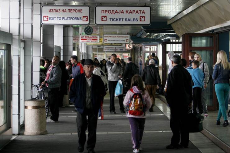 ベオグラードバスターミナル