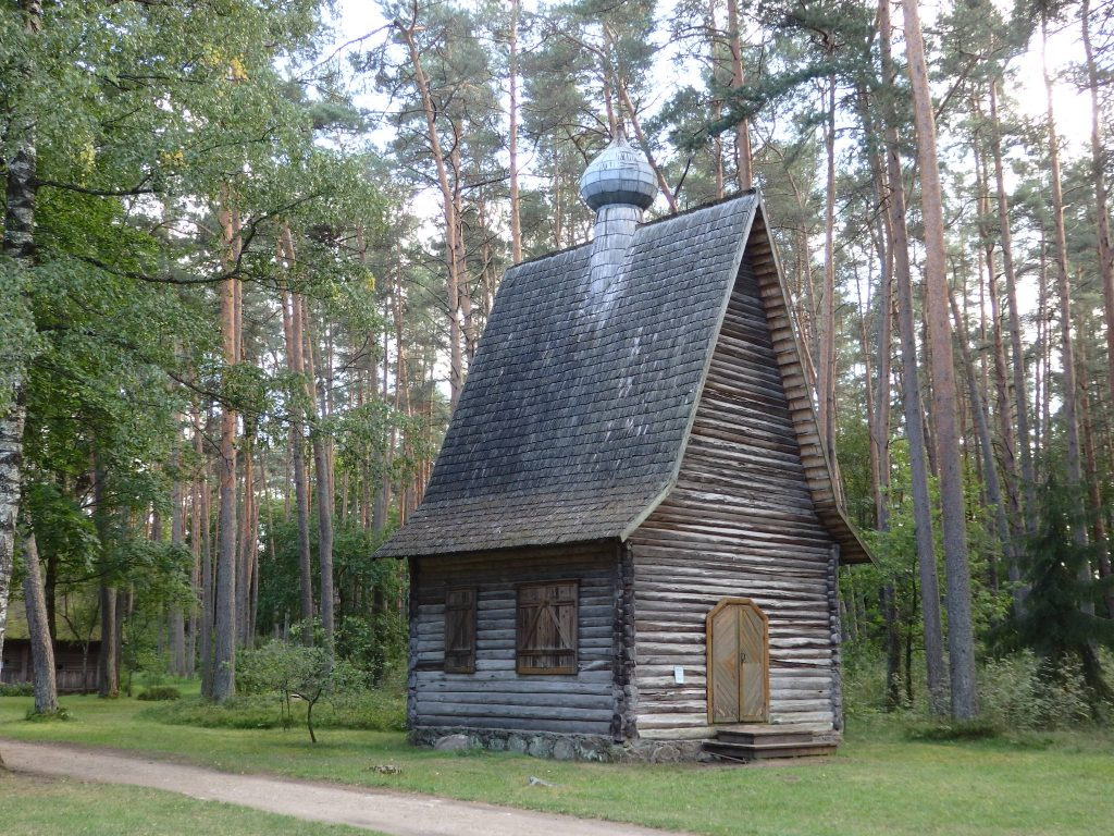 ラトビア野外民俗博物館