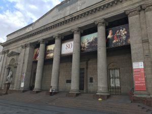 ベラルーシ 国立美術館