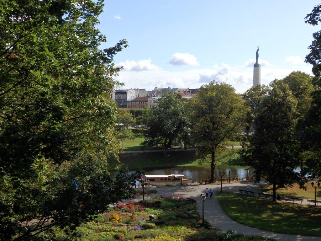 リガの公園