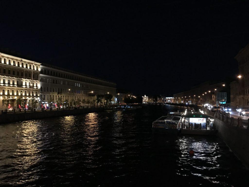 フォンタンカ運河