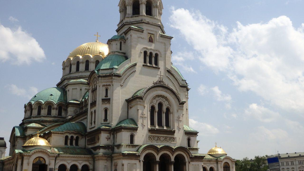 アレクサンドルネフスキー大聖堂